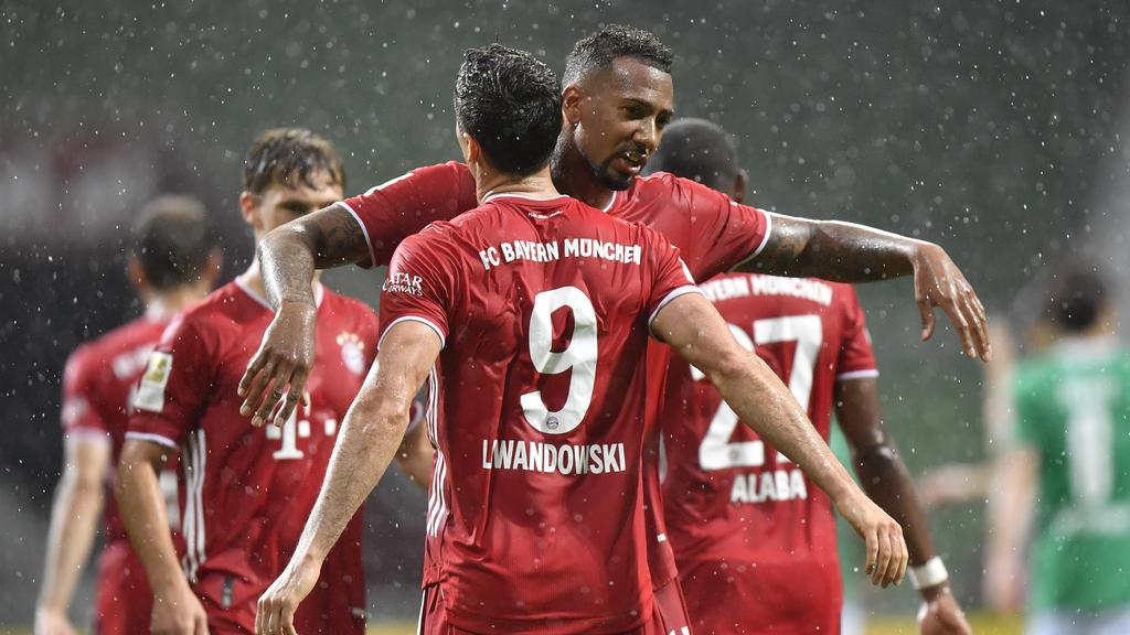 Ligue des champions : Le Bayern Munich bat le PSG et remporte son 6e titre