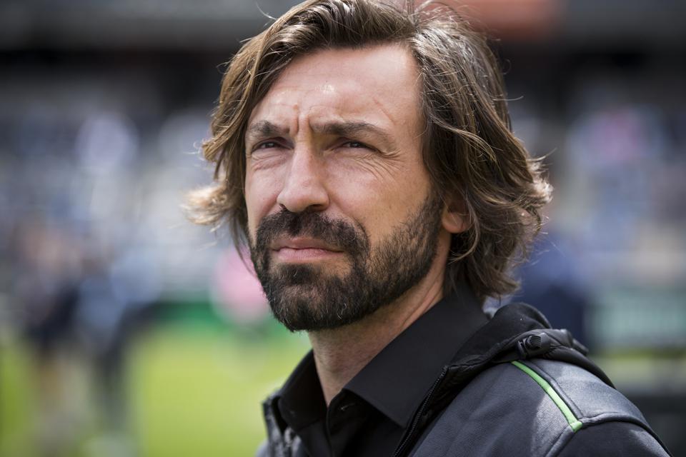 Juventus Turin : Andrea Pirlo remplace Maurizio Sarri