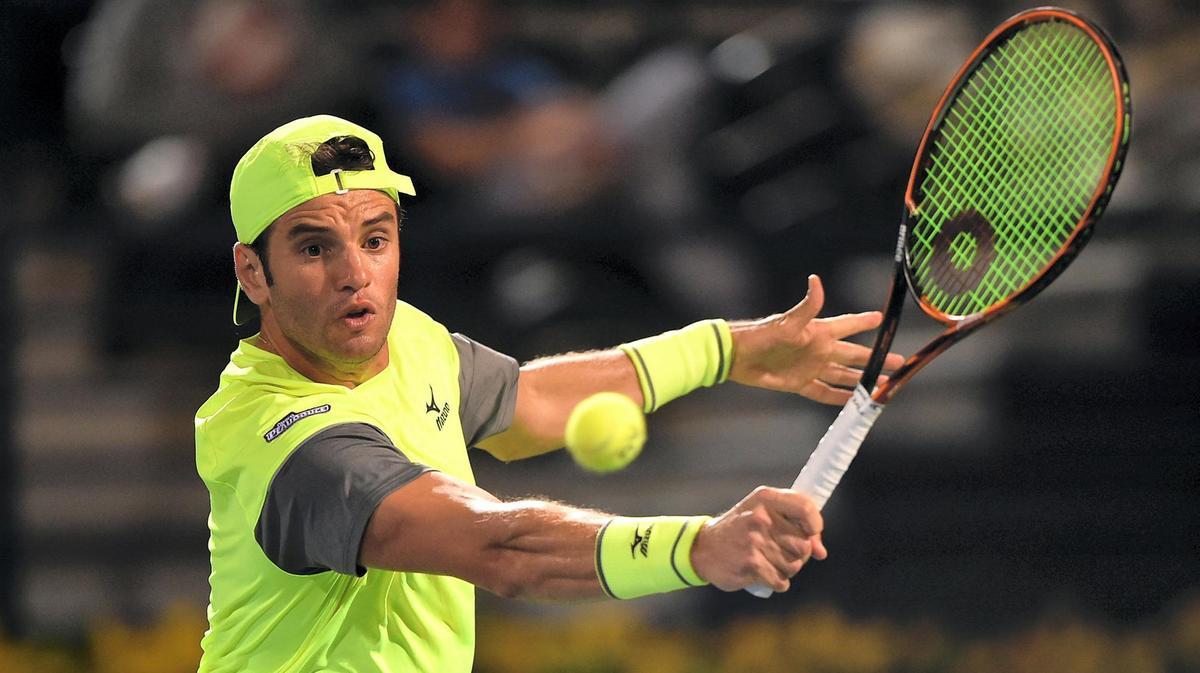 Tennis – Tournoi d'Isai : Malek Jaziri vise les quarts de finale