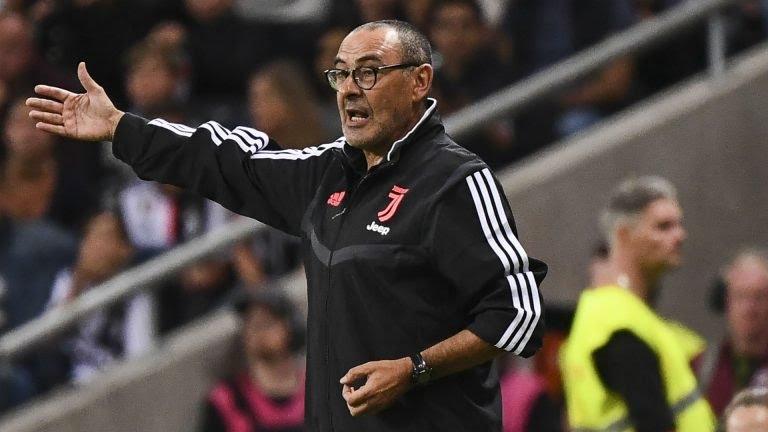 Juventus Turin : Maurizio Sarri limogé après l'élimination contre l'Olympique Lyonnais