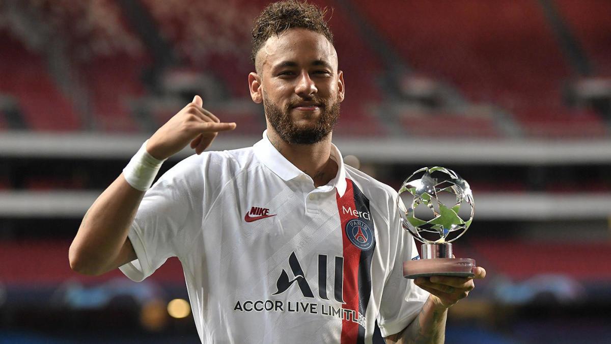 Ligue des champions de l'UEFA : Neymarmeilleur joueur des quarts de finale