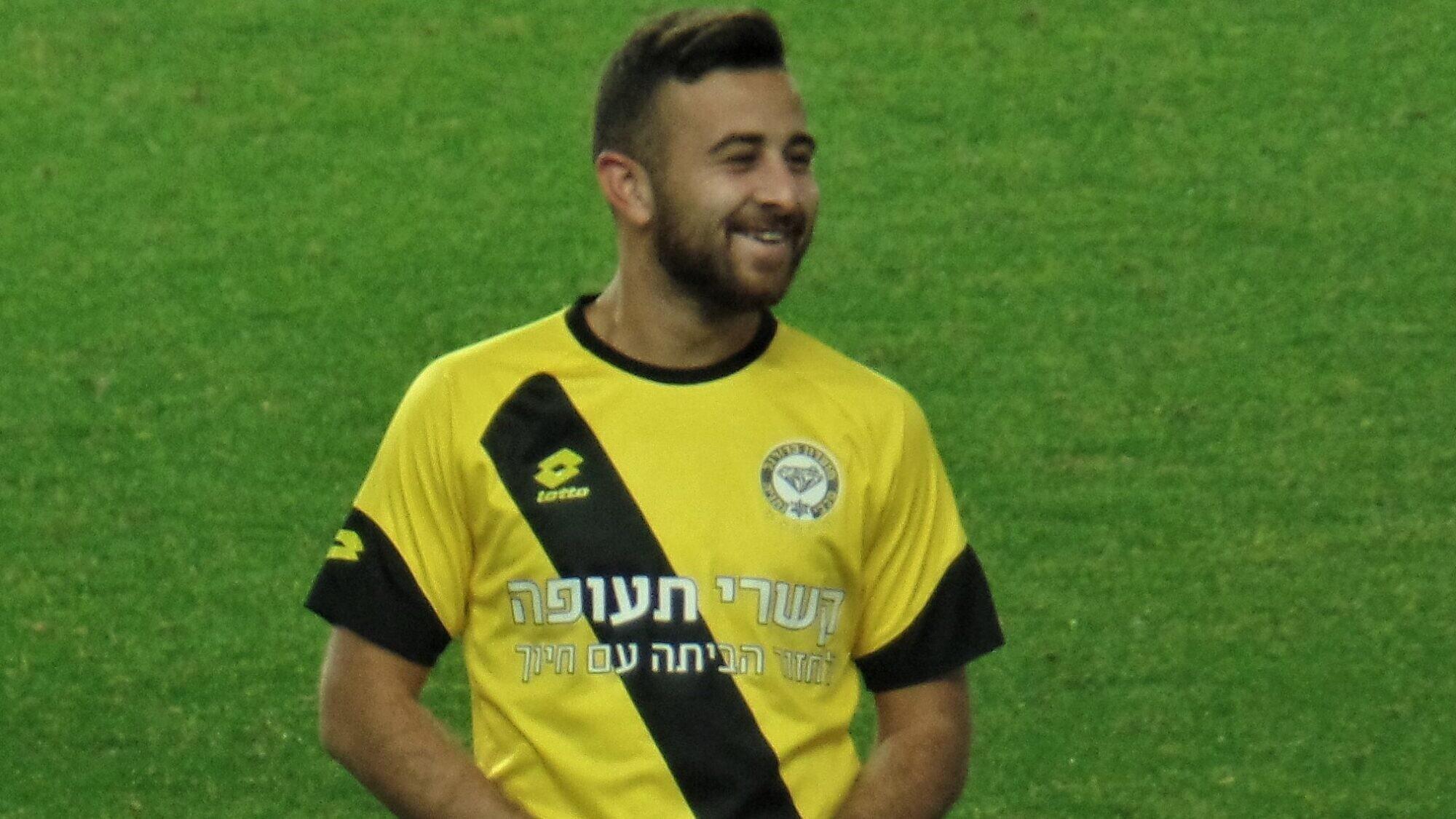Football : Un joueur israélien proche du championnatdes Émirats arabes unis