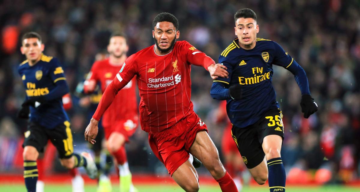 Liverpool – Arsenal : Sur quelle chaîne le match ?