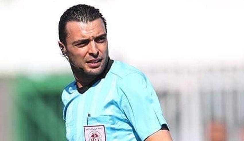 Super Coupe de Tunisie : Naïm Hosni au sifflet
