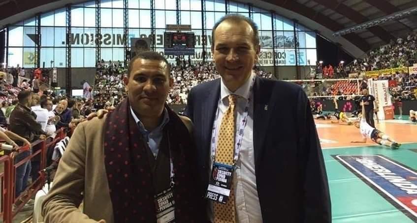 Volley-ball – Club Africain : Elyes Sahli, l'homme de la situation !