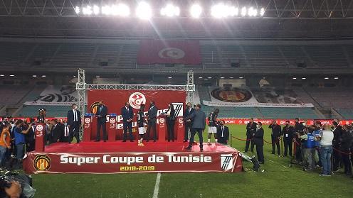 Supercoupe: L'Espérance Sportive de Tunis remporte le titre devant le Club Sportif Sfaxien grâce aux tirs au but