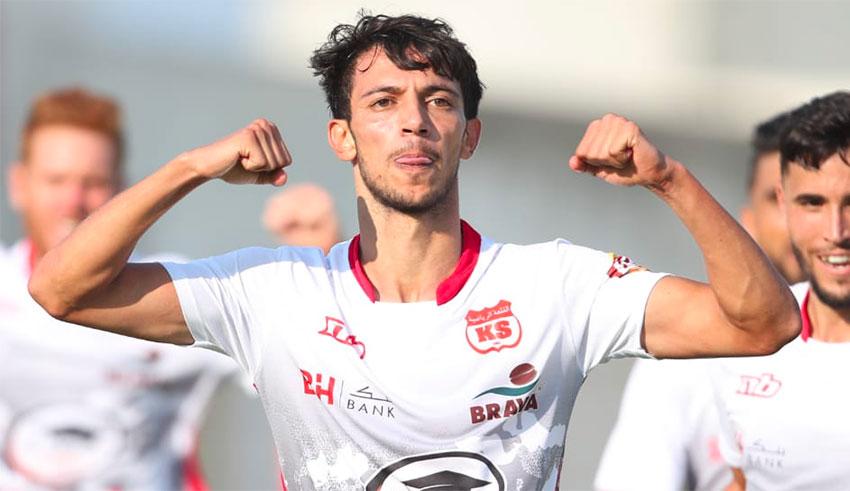 Mercato : Zied Aloui courtisé par des clubs phares de Ligue 1