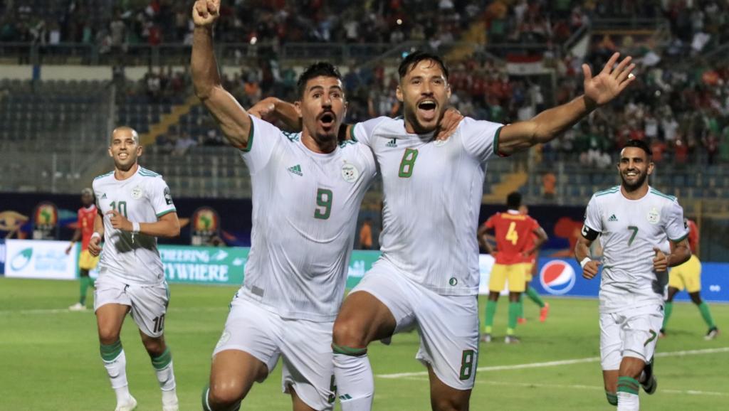 Foot : Une série d'invincibilité en 20 matchs pour l'Algérie