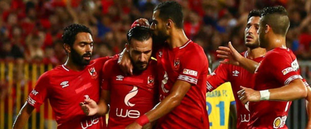 Ligue des champions : Al Ahly bat le WAC et met un pied en finale