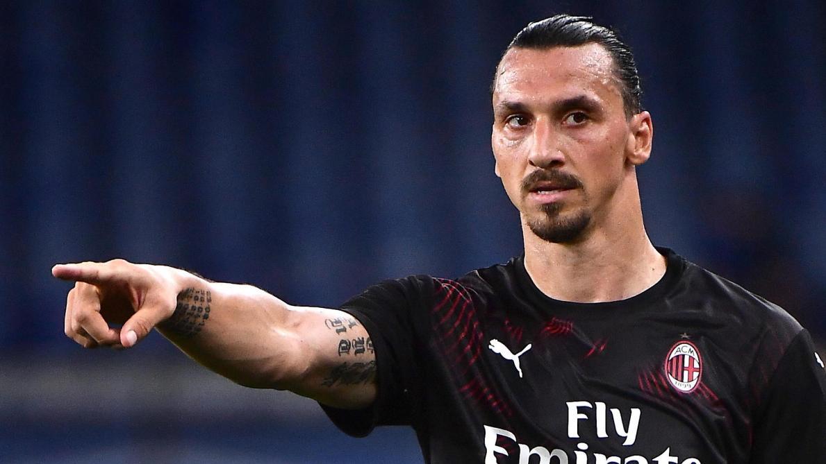 """Covid-19 – Ibrahimovic : """"Tu n'es pas Zlatan, ne défie pas le virus"""""""