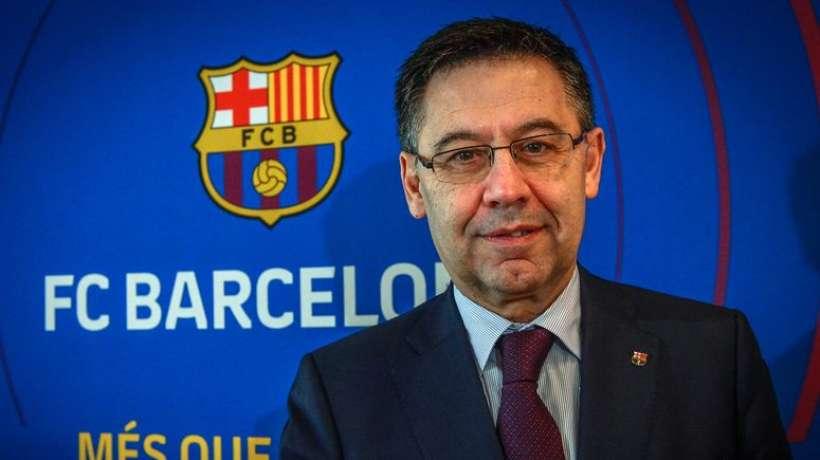 FC Barcelone : Le président Josep Maria Bartomeu présente sa démission