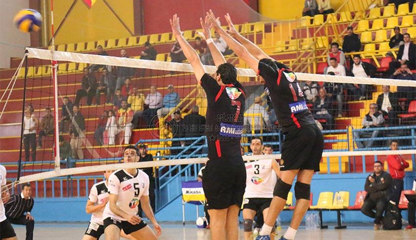 Volley – Coupe de Tunisie : changement d'horaire de la finale EST-CSS