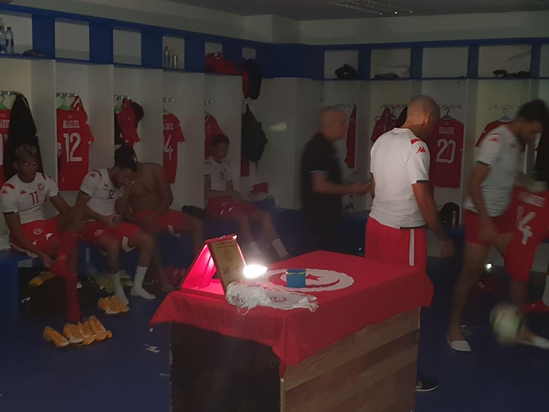 Tanzanie – Tunisie :scandaleux, l'équipe nationale sans lumière dans les vestiaires!