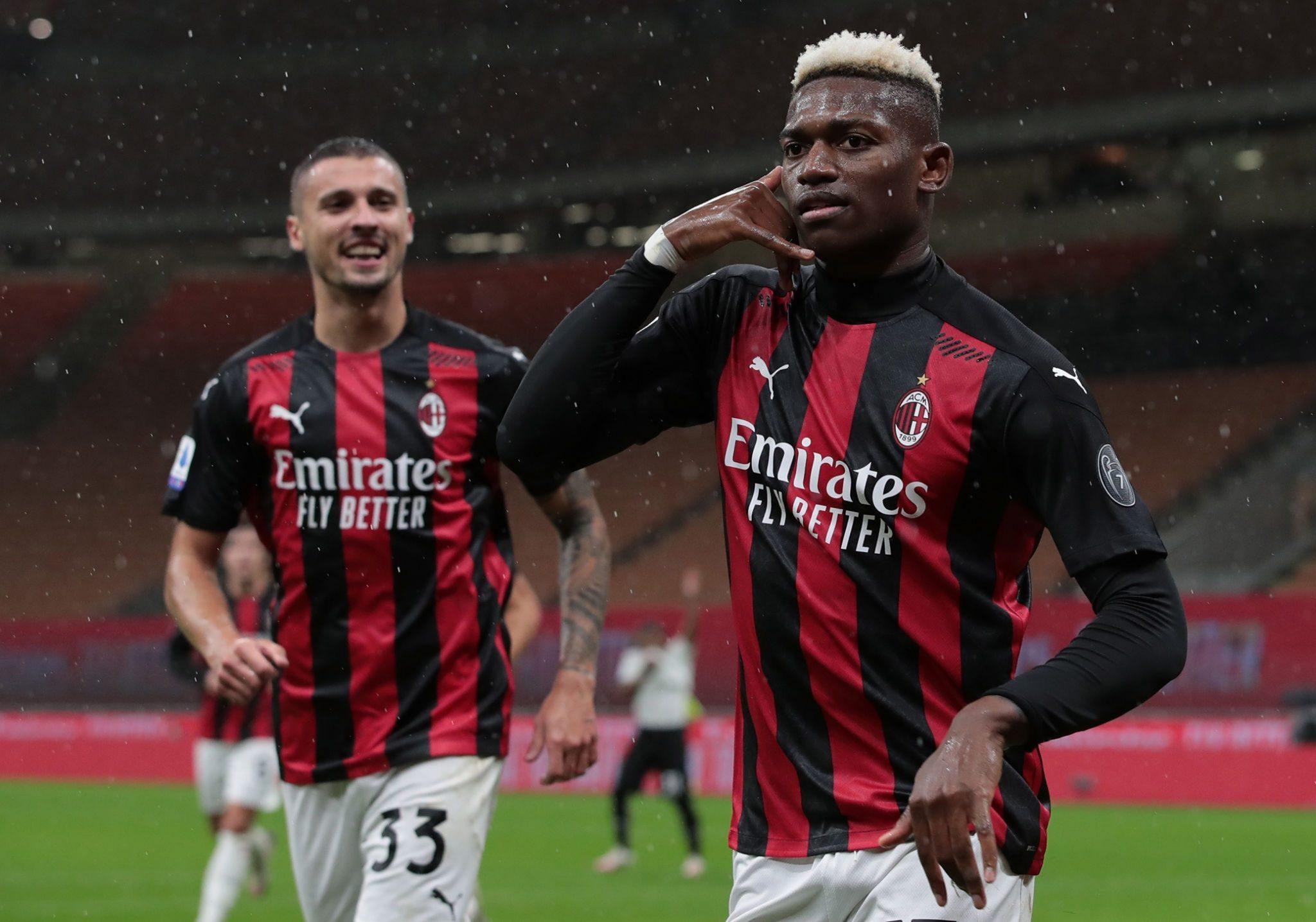 Foot : Rafael Leão (AC Milan) égale le record de Ghazi Ayadi