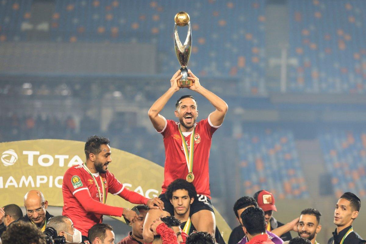 Egypte : Ali Maaloul signe le triplé avec Al Ahly