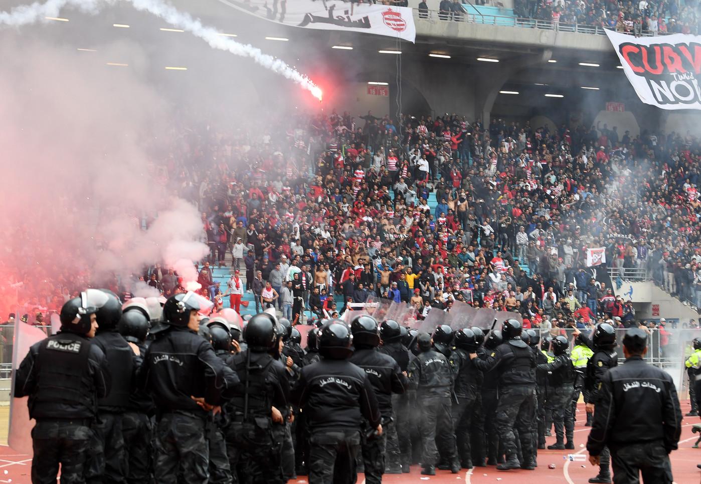 Club Africain : Les supporters suspendent l'entraînement