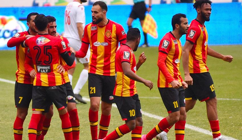 Espérance de Tunis : 6 joueurs absents contre l'US Monastir