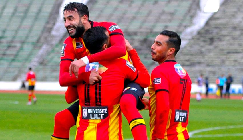 Ligue 1 : L'Espérance de Tunis bat l'US Monastir et garde le cap