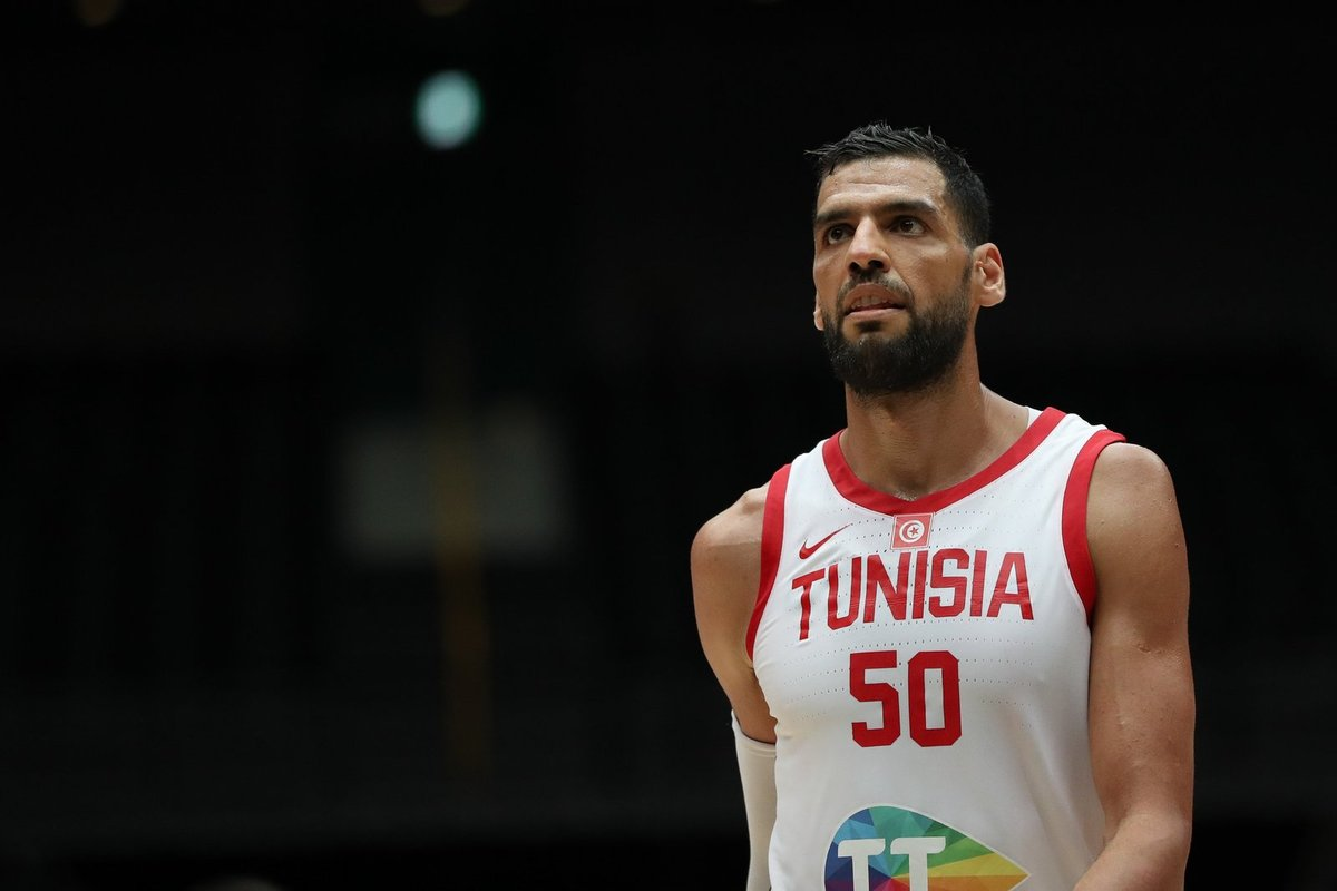 Basket – Equipe nationale : Salah Mejriréintègrele groupe