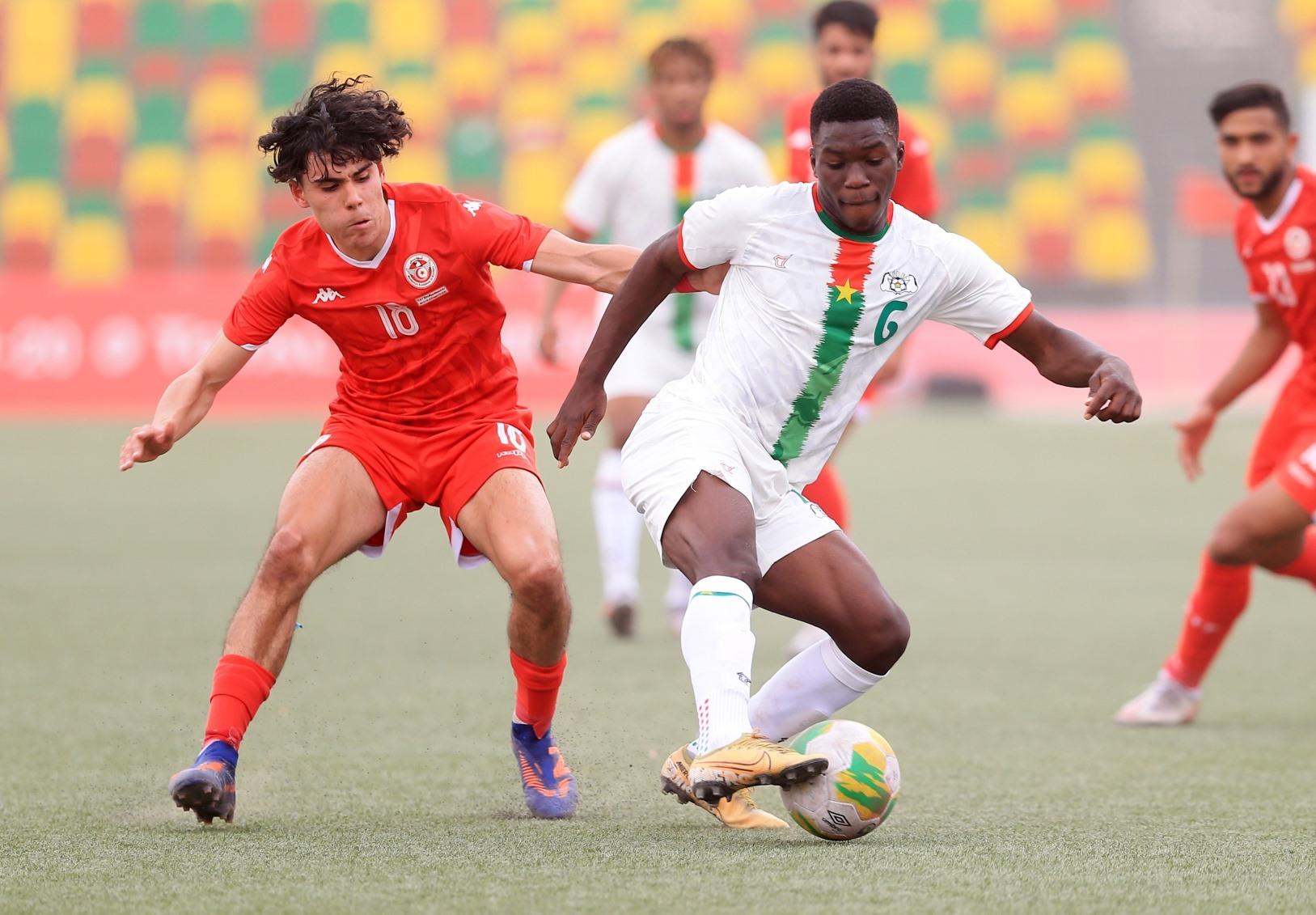 CAN U20 : Historique, la Tunisie file en demi-finales