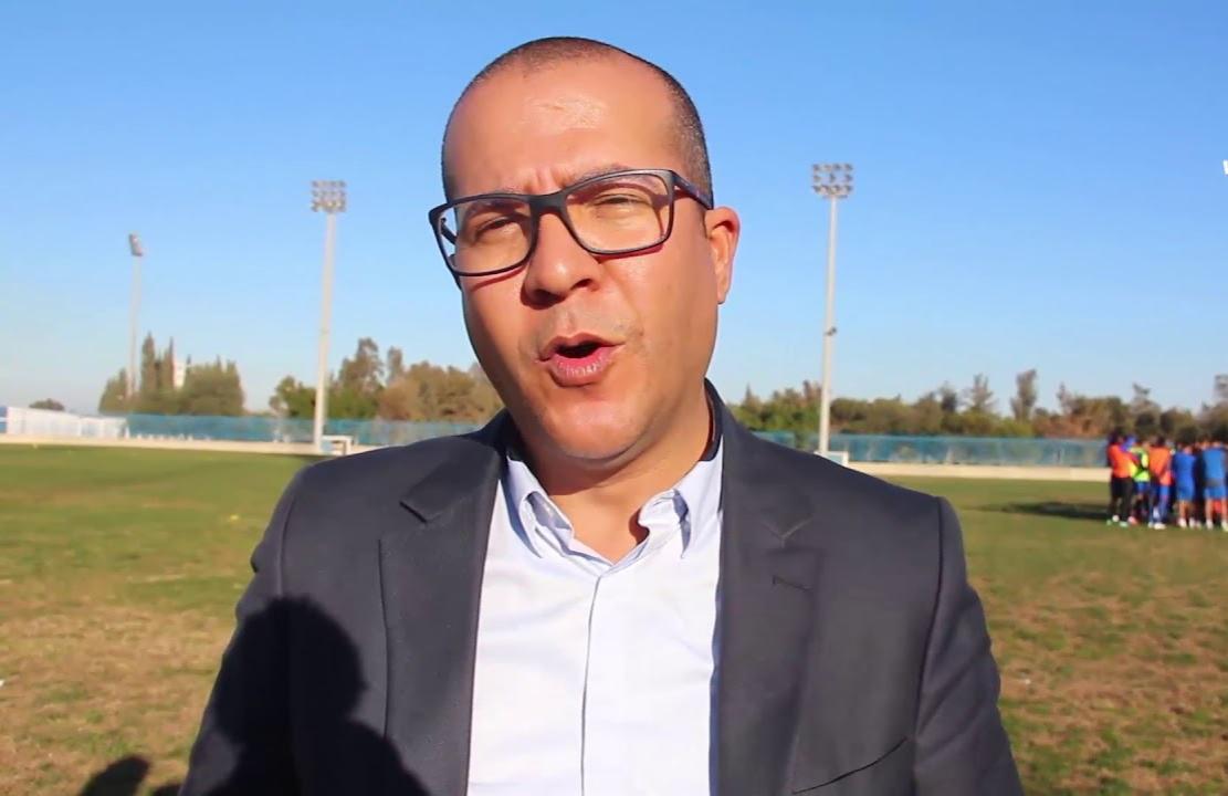 Club Africain : Youssef Elmi, candidat à la présidence du club