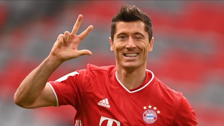 Ligue des champions de l'UEFA : Le Bayern Munich gifle la Lazio Rome