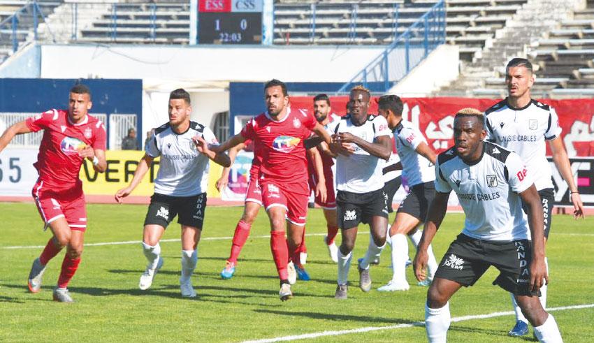Etoile du Sahel – CS Sfaxien : Listes des joueurs convoqués