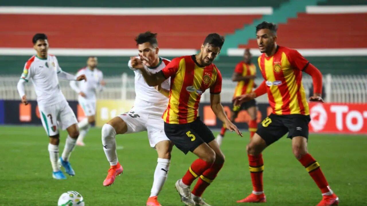 Ligue des champions : Le quart de finale CR Belouizdad – Espérance de Tunis désigné