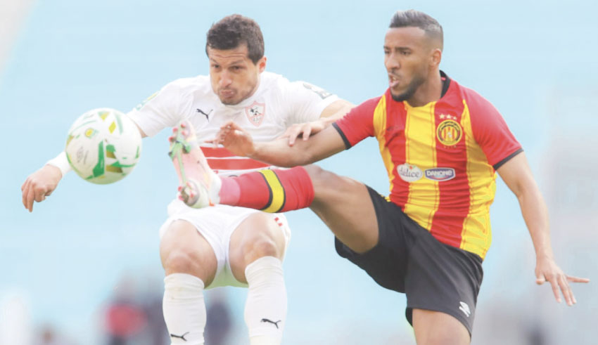 Ligue des champions : Le Zamalek risque d'être sanctionné