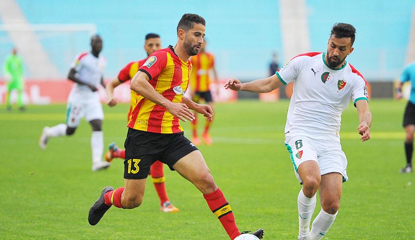 Espérance de Tunis – CR Belouizdad : sur quelle chaîne voir le match ?