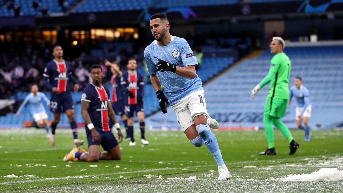 Ligue des champions : Mahrez élimine le PSG et envoie Man City en finale