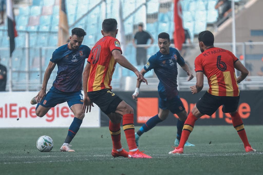 Ligue des champions : L'Espérance de Tunis s'incline contre Al Ahly