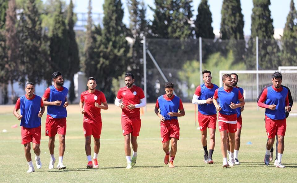 Le Club Africain en stage à Tunis avant de partir en Turquie