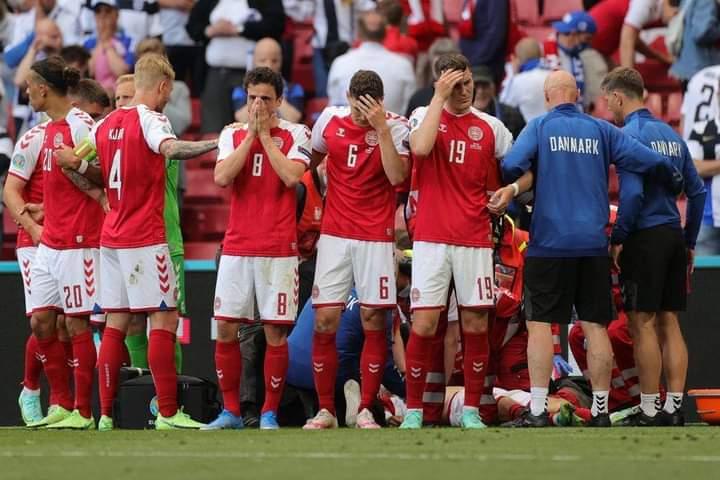 Euro 2020 : Christian Eriksen victime d'un grave malaise en plein match