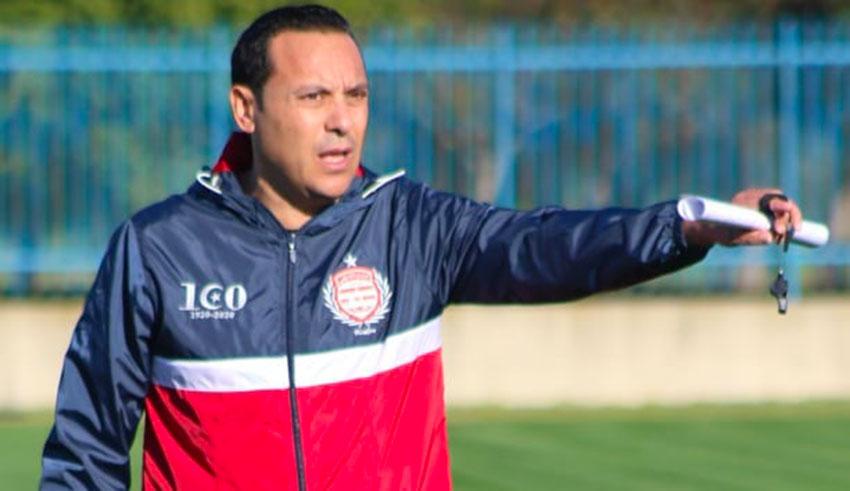 Coupe de Tunisie : Points de presse pour Montassar Louhichi et Hamadi Daou