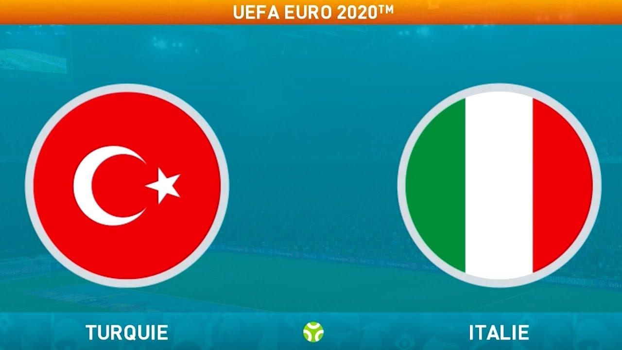 Turquie – Italie : sur quelle chaîne voir le match ?
