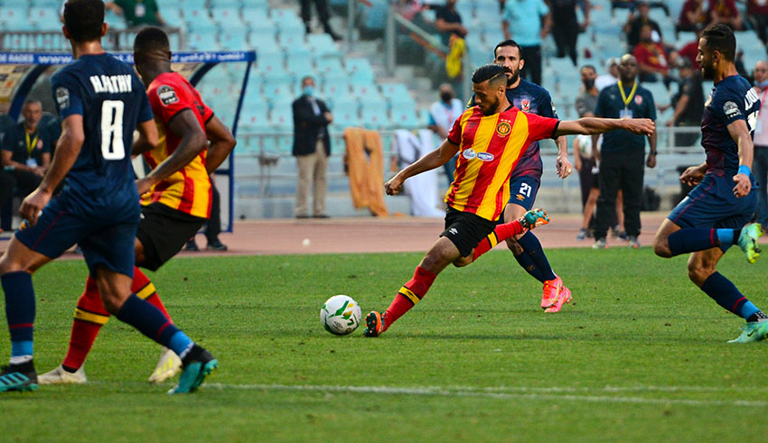 Ligue des champions : Al Ahly – Espérance se teindra finalement à huis-clos