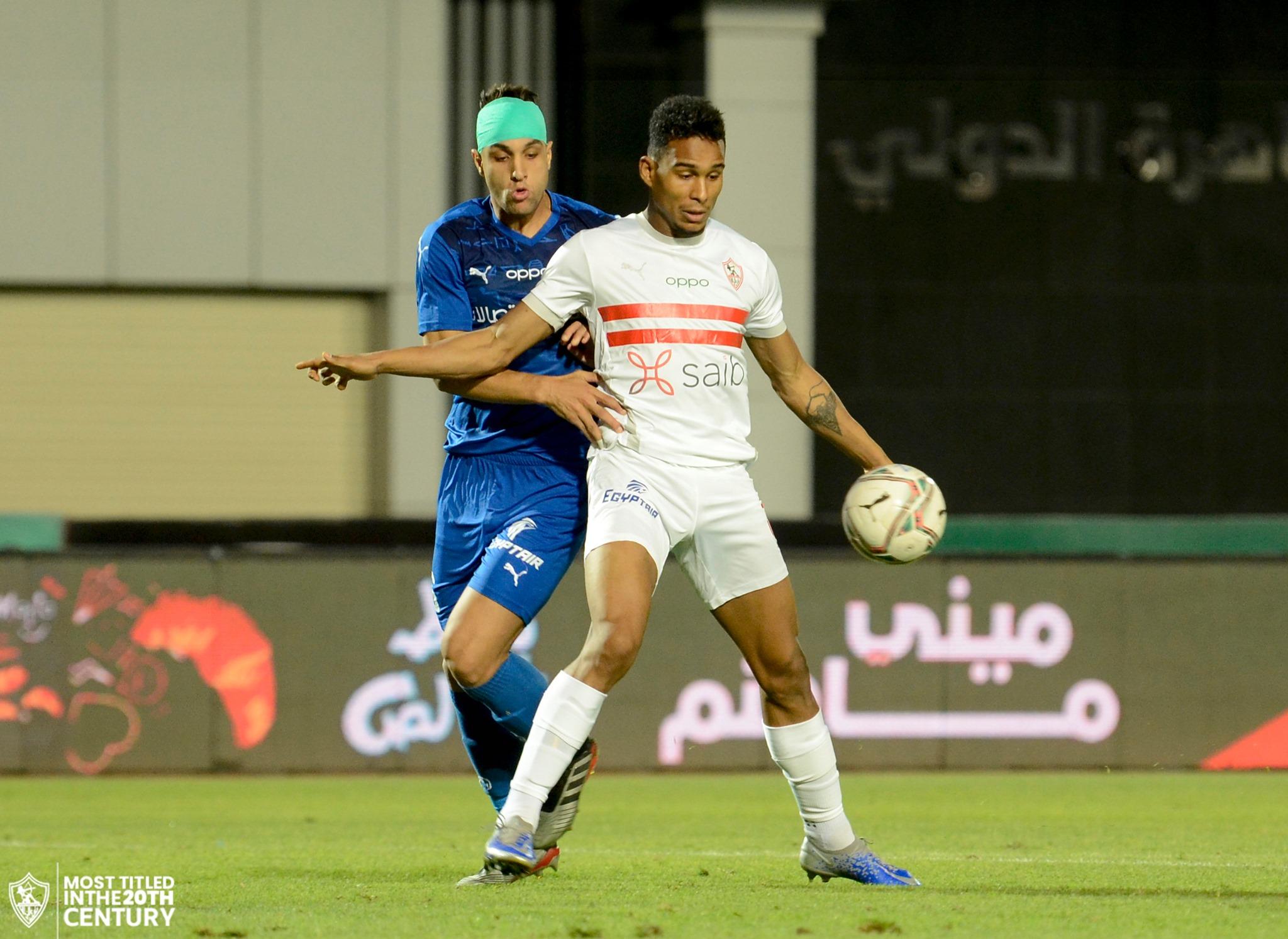 Expatriés : Seifeddine Jaziri buteur avec le Zamalek