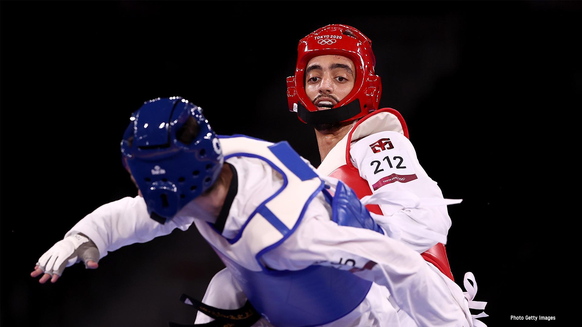 Jeux Olympiques : Khalil Jandoubi passe en finale et assure une médaille