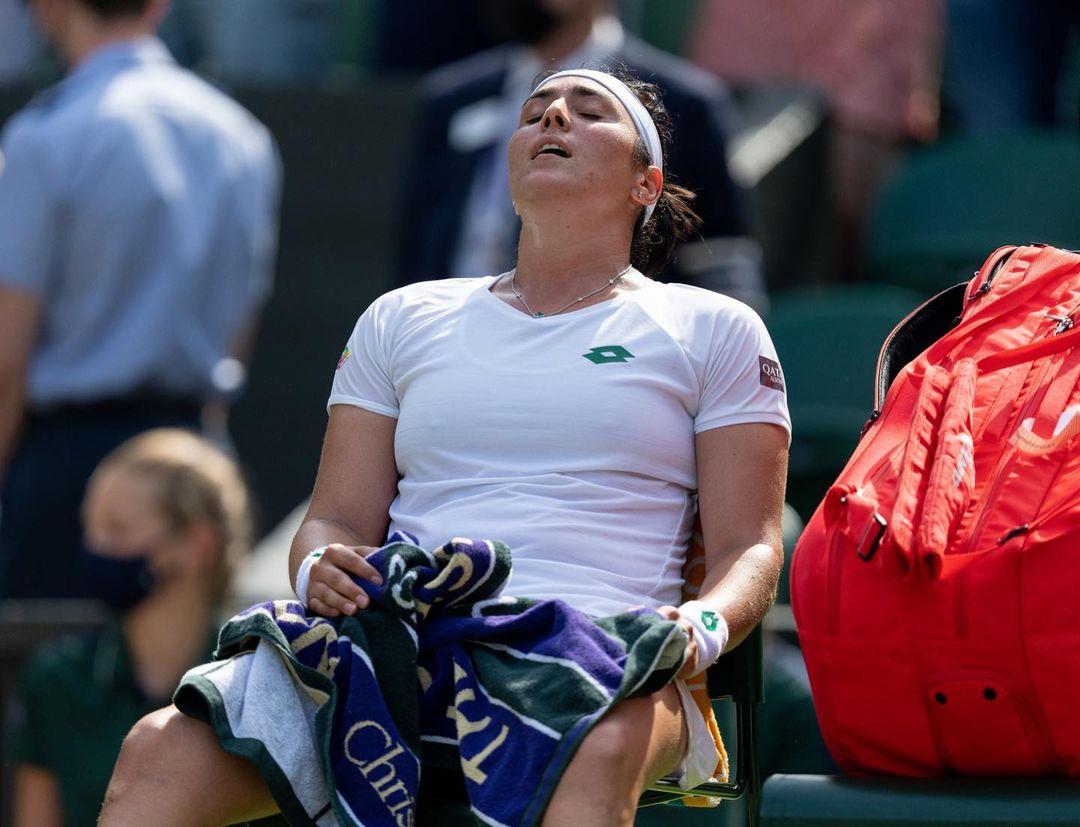 Wimbledon : Ons Jabeur éliminée la tête haute