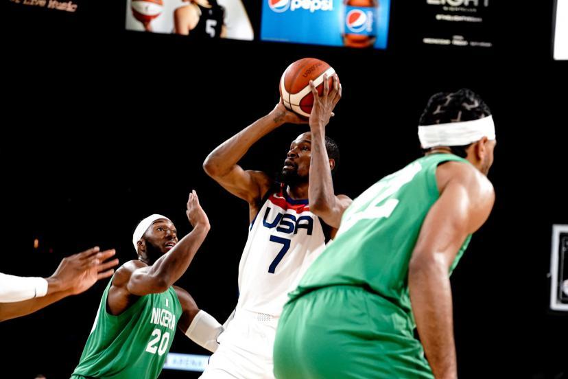 Basket-ball : le Nigeria bat les États-Unis, historique !
