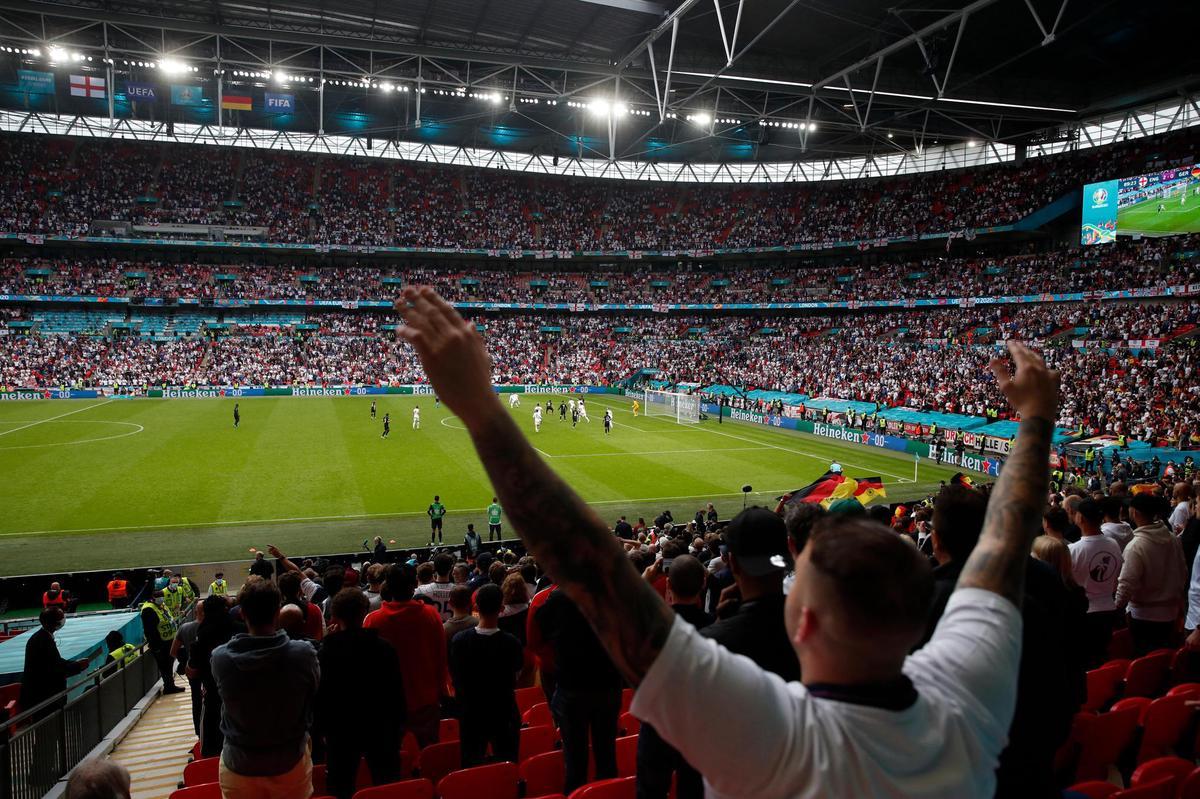 Euro 2021 : un vaccin peut faire gagner des billets pour la finale