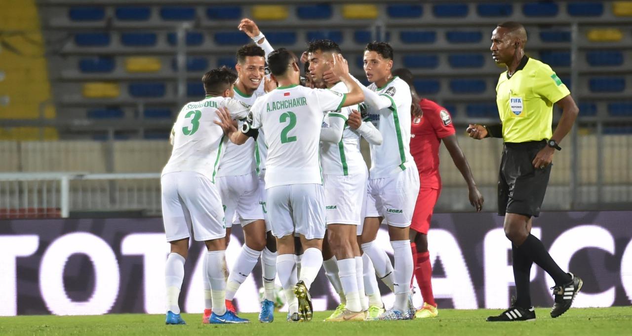 Le Raja Casablanca et Lassaad Chebbi remportent la Coupe de la CAF