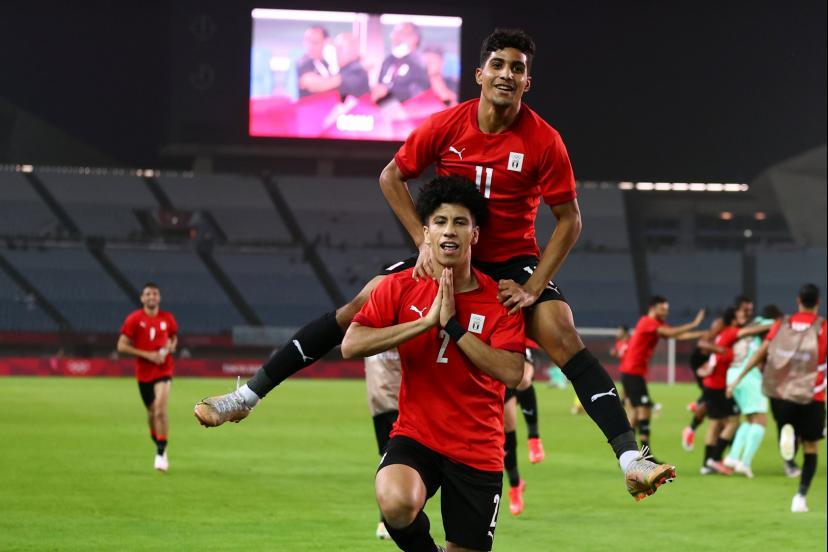Jeux Olympiques – Football : l'Égypte se qualifie pour les quarts de finale