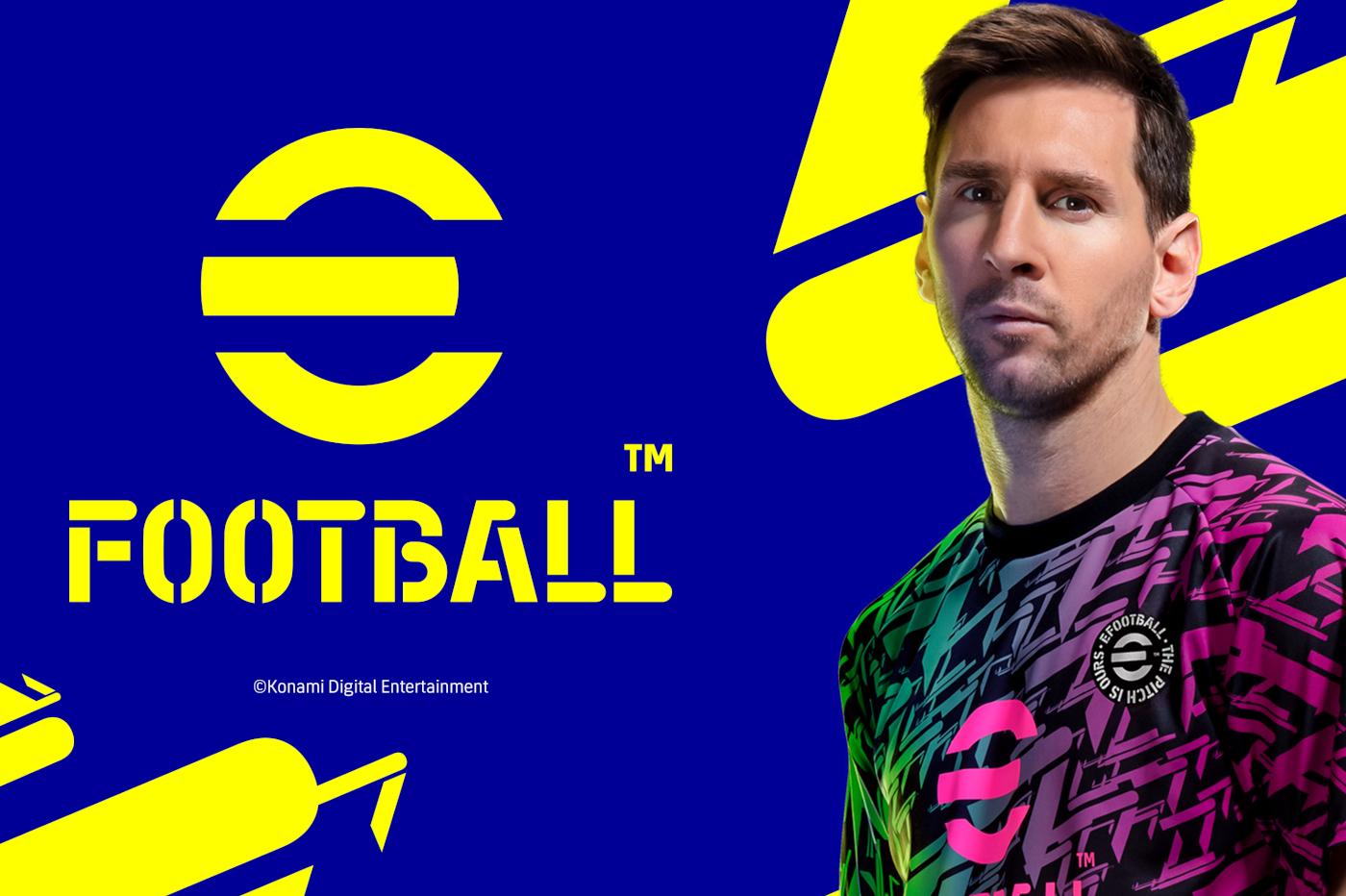 KONAMI : PES laisse sa place à eFootball et devient free-to-play