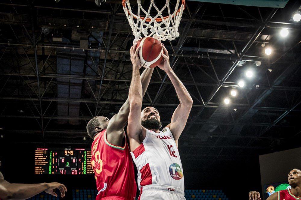 Afrobasket 2021 : La Tunisie termine le 1er tour en beauté