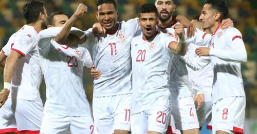 Éliminatoires de la Coupe du monde 2022 : Victoire de la Tunisie